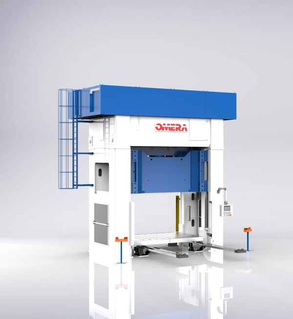 Straight Side Hydraulic Presses