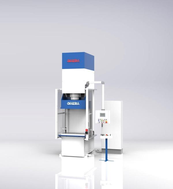 C-Frame Hydraulic Presses - Omera